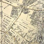 1914 Beers Map - Elmont