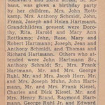 Source Unknown - Anna Hartman Birthday Party - April 30, 1938