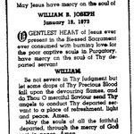 Joseph, William B. - 1973