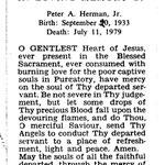 Herman, Peter A., Jr. - 1979