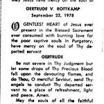 Rottkamp, Gertrude V. - 1978