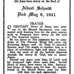 Schmitt, Albert - 1941