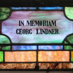 In Memoriam Georg Lindner