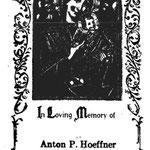Hoeffner, Anton P. - 1997