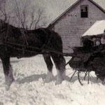 Hoffman, Jacob Homestead, Elmont Rd, Elmont, LI  1933