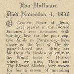 Hoffmann, Eva - 1936