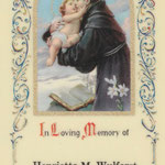 Wulforst, Henrietta M. - 1996