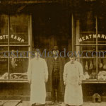 John Rottkamp - Meat Market, 1691 Hester St., Brooklyn, NY - Anton Rottkamp and unknown