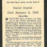 Stattel, Daniel - 1930