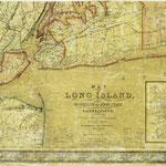 1844 = J. Calvin Smith  - Long Island an Environs of New York,