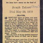 Reisert, Joseph - 1930