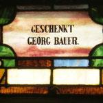Geschenkt Georg Bauer