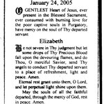 Friedmann, Elizabeth A. - 2005