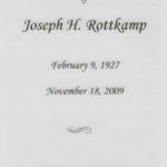 Rottkamp, Joseph H. - 2010