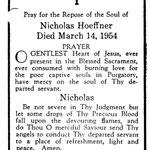 Hoeffner, Nicholas - 1954