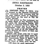 Hartmann, Anna - 1950