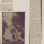Brooklyn Eagle - A Mystery In Elmont Church Conflagration - March 15, 1905