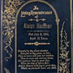 Hoeffner, Aloise - 1892