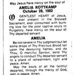 Rottkamp, Amelia - 1982