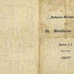 1907 - Financial Report