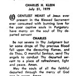 Klein, Charles H. - 1979