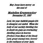 Krumenacker, Madeline - 1997
