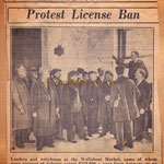 Wallabout Market, Brooklyn, Protest 1934 (LI Press)