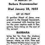 Krummenacker, Barbara - 1955