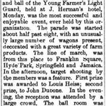 Queens County Sentinel - Young Farmers - Oct. 17,  1897