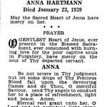 Hartmann, Anna - 1939