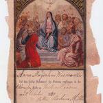 Wesnofske,  Anna Magdalena - Confirmation, 1887 - St. Boniface