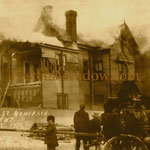 St. Boniface RC Covent - fire March 22, 1912