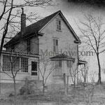 Hurst Homestead, Fosters Meadow Rd. Elmont, LI