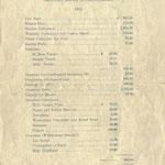 1915 - Ordinary Receipts (Einnahmen)