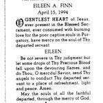 Finn, Eileen A. - 1994