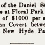Hempstead Sentinel - Daniel Stattel Farm Sale - May 25, 1905