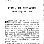 Krumenacker, John A. - 1969