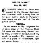 Schmitt, Theresa - 1977