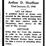 Hoeffner, Arthur D. - 1946