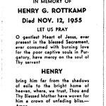 Rottkamp, Henry G. - 1955