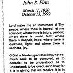 Finn, John B. - 1992