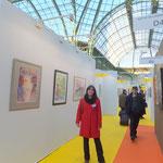 Salon du Dessin et de la Peinture à l'eau 2013