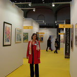 Salon du Dessin et de la Peinture à l'eau 2012