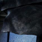 Burned horse black