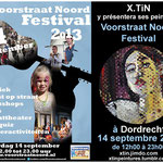 "14 septembre 2013: ""Voorstraat Noord Festival"" à Dordrecht (Pays-Bas)"