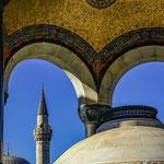 Bild 9: - Minarett
