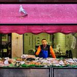 Bild 8 - Fischverkäufer