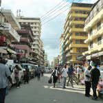 A real metropolis, more bustling than Kigali, more cosmopolitic than Bujumbura and more safe than Kinshasa