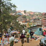 As with Goma, history has not been kind to Bukavu, and there had been frequent violent uprisings since the civil war broke out in 1996. Since a couple of years the situation has improved
