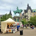 Malmö central square
